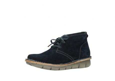 wolky lace up boots 08397 wilna 40870 blue suede_23