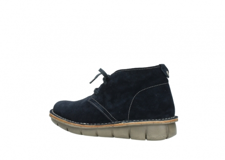 wolky lace up boots 08397 wilna 40870 blue suede_3