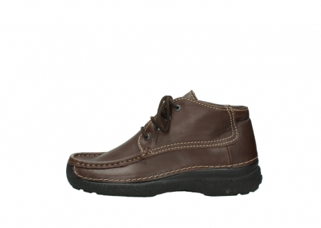 wolky lace up shoes 09203 roll moc basic 50300 brown leather_1