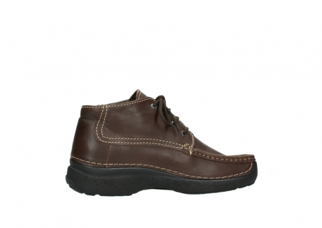 wolky lace up shoes 09203 roll moc basic 50300 brown leather_12