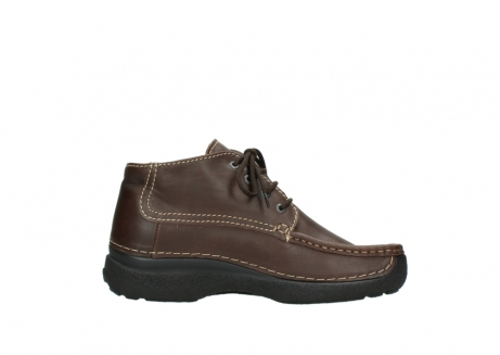 wolky lace up shoes 09203 roll moc basic 50300 brown leather_13