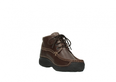 wolky lace up shoes 09203 roll moc basic 50300 brown leather_17