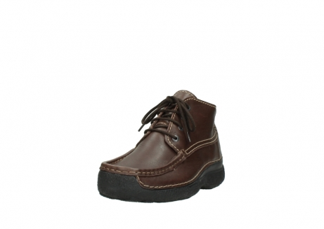 wolky lace up shoes 09203 roll moc basic 50300 brown leather_21