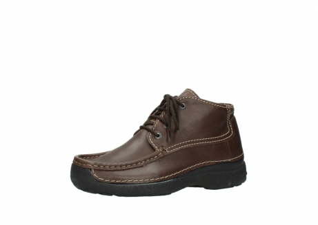 wolky lace up shoes 09203 roll moc basic 50300 brown leather_23