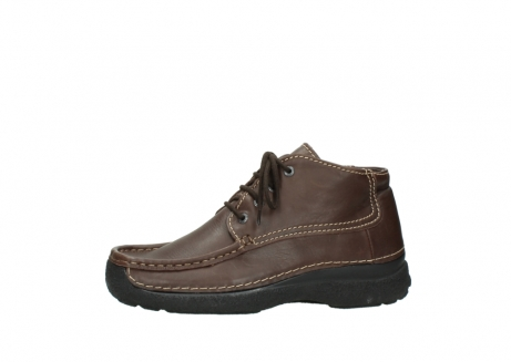wolky lace up shoes 09203 roll moc basic 50300 brown leather_24