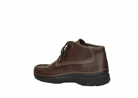 wolky lace up shoes 09203 roll moc basic 50300 brown leather_3