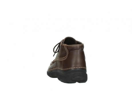 wolky lace up shoes 09203 roll moc basic 50300 brown leather_6