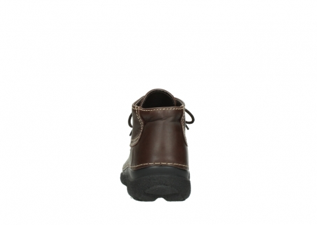 wolky lace up shoes 09203 roll moc basic 50300 brown leather_7