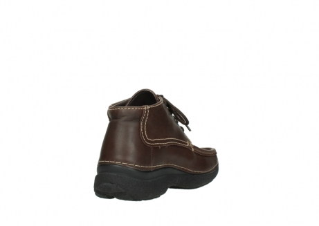 wolky lace up shoes 09203 roll moc basic 50300 brown leather_9