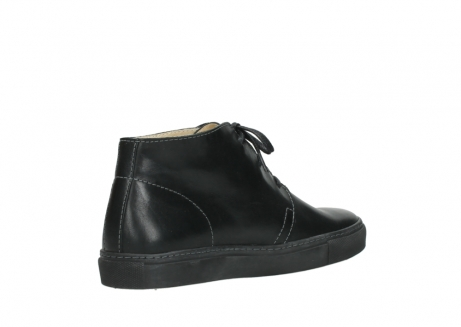 wolky lace up boots 09985 ww ranger 20000 black leather_10