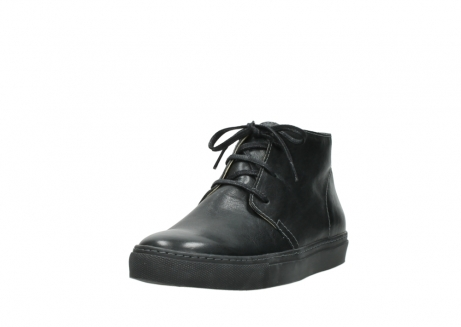 wolky lace up boots 09985 ww ranger 20000 black leather_21