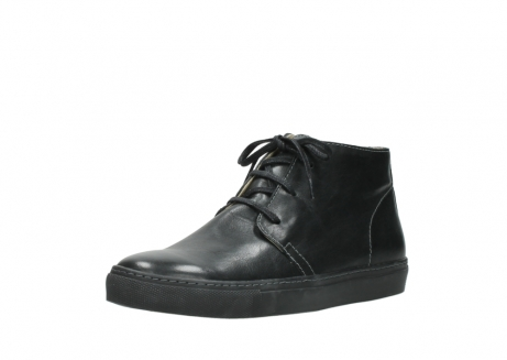 wolky lace up boots 09985 ww ranger 20000 black leather_22