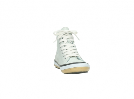 wolky lace up shoes 01225 biker 60120 offwhite snake print leather_18