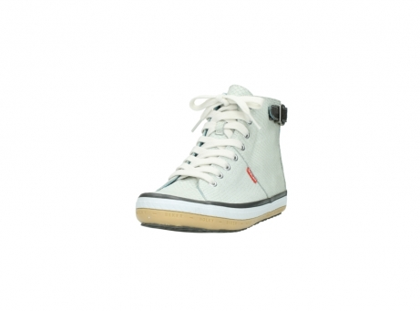 wolky lace up shoes 01225 biker 60120 offwhite snake print leather_21