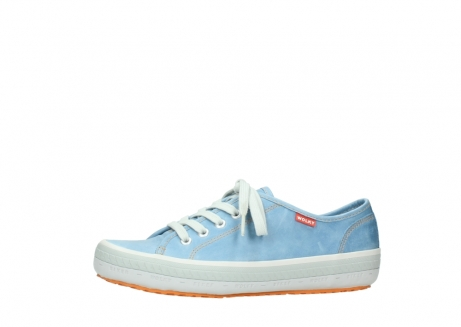 wolky lace up shoes 01227 giro 30840 jeans leather_24