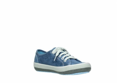 wolky lace up shoes 01227 giro 70800 blue leather_16