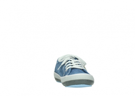 wolky lace up shoes 01227 giro 70800 blue leather_18