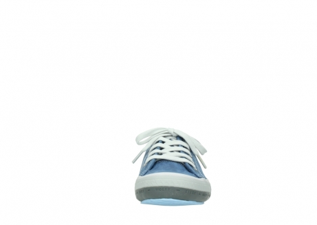 wolky lace up shoes 01227 giro 70800 blue leather_19