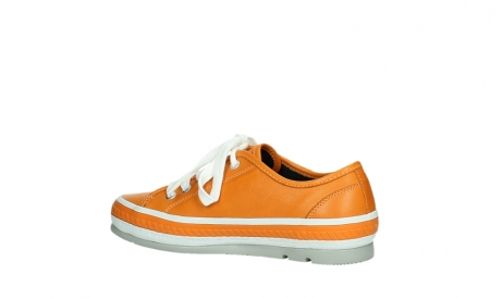 wolky lace up shoes 01230 linda 30550 orange leather_15