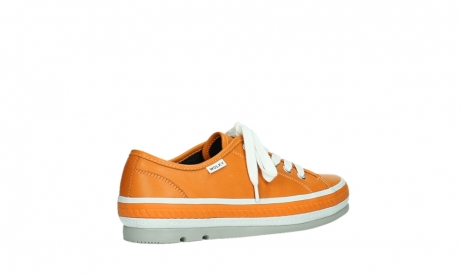 wolky lace up shoes 01230 linda 30550 orange leather_23