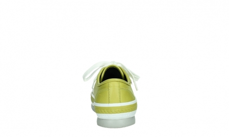 wolky lace up shoes 01230 linda 30710 olive green leather_19