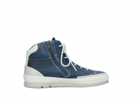 wolky lace up boots 01925 bromo 30840 jeans blue leather_12