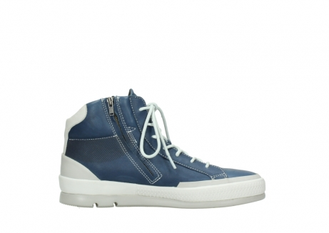 wolky lace up boots 01925 bromo 30840 jeans blue leather_13