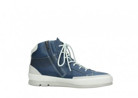 wolky lace up boots 01925 bromo 30840 jeans blue leather_14