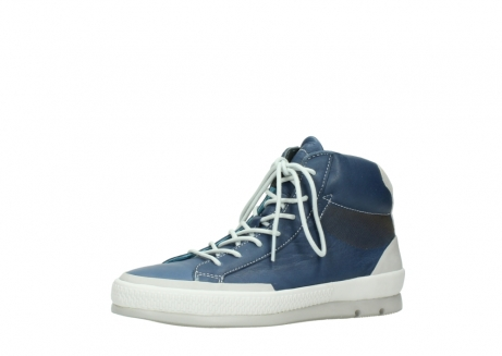 wolky lace up boots 01925 bromo 30840 jeans blue leather_23
