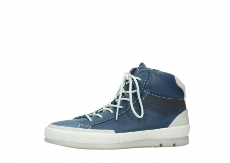 wolky lace up boots 01925 bromo 30840 jeans blue leather_24