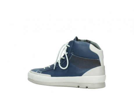 wolky lace up boots 01925 bromo 30840 jeans blue leather_3