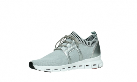 wolky lace up shoes 02052 tera 90201 silver grey leather_11