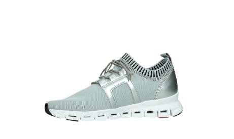 wolky lace up shoes 02052 tera 90201 silver grey leather_12