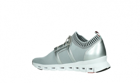 wolky lace up shoes 02052 tera 90201 silver grey leather_15