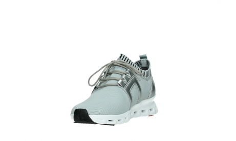 wolky lace up shoes 02052 tera 90201 silver grey leather_9