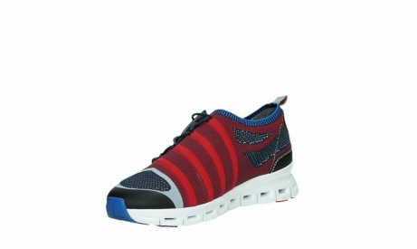 wolky lace up shoes 02054 nero 90580 red blue_10