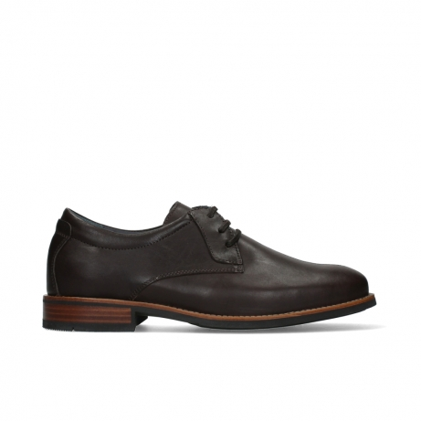 wolky lace up shoes 02180 santiago 20300 brown leather