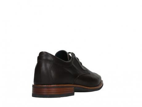 wolky lace up shoes 02180 santiago 20300 brown leather_21