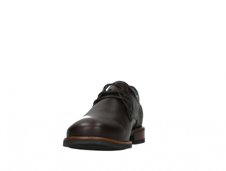 wolky lace up shoes 02180 santiago 20300 brown leather_8