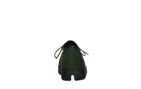 wolky lace up shoes 02325 vic 16735 forest green nubuck_19