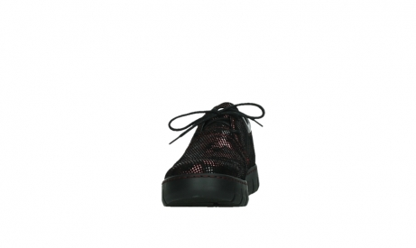 wolky lace up shoes 02325 vic 47505 red suede_8