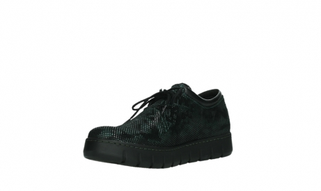 wolky lace up shoes 02325 vic 47715 green suede_10