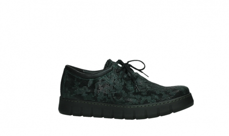 wolky lace up shoes 02325 vic 47715 green suede_2
