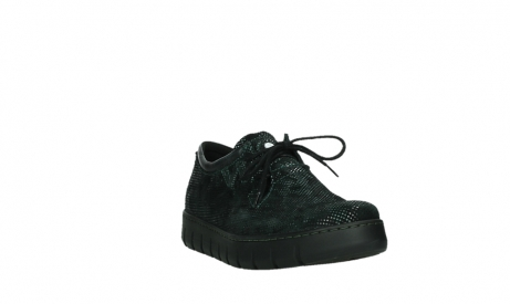 wolky lace up shoes 02325 vic 47715 green suede_5