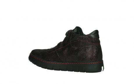 wolky lace up shoes 02326 rap 43510 bordo metalsuede_15