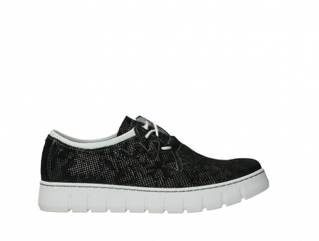 wolky lace up shoes 02327 vic summer 47217 anthracite summer printed suede_1