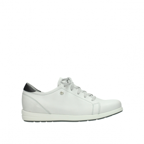 wolky lace up shoes 02420 kinetic 30120 offwhite leather