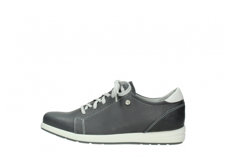 wolky lace up shoes 02420 kinetic 30210 anthracite leather_1