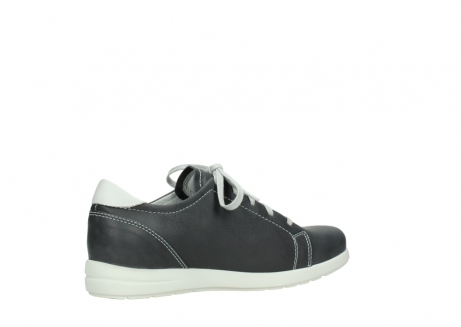 wolky lace up shoes 02420 kinetic 30210 anthracite leather_11