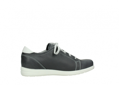 wolky lace up shoes 02420 kinetic 30210 anthracite leather_12